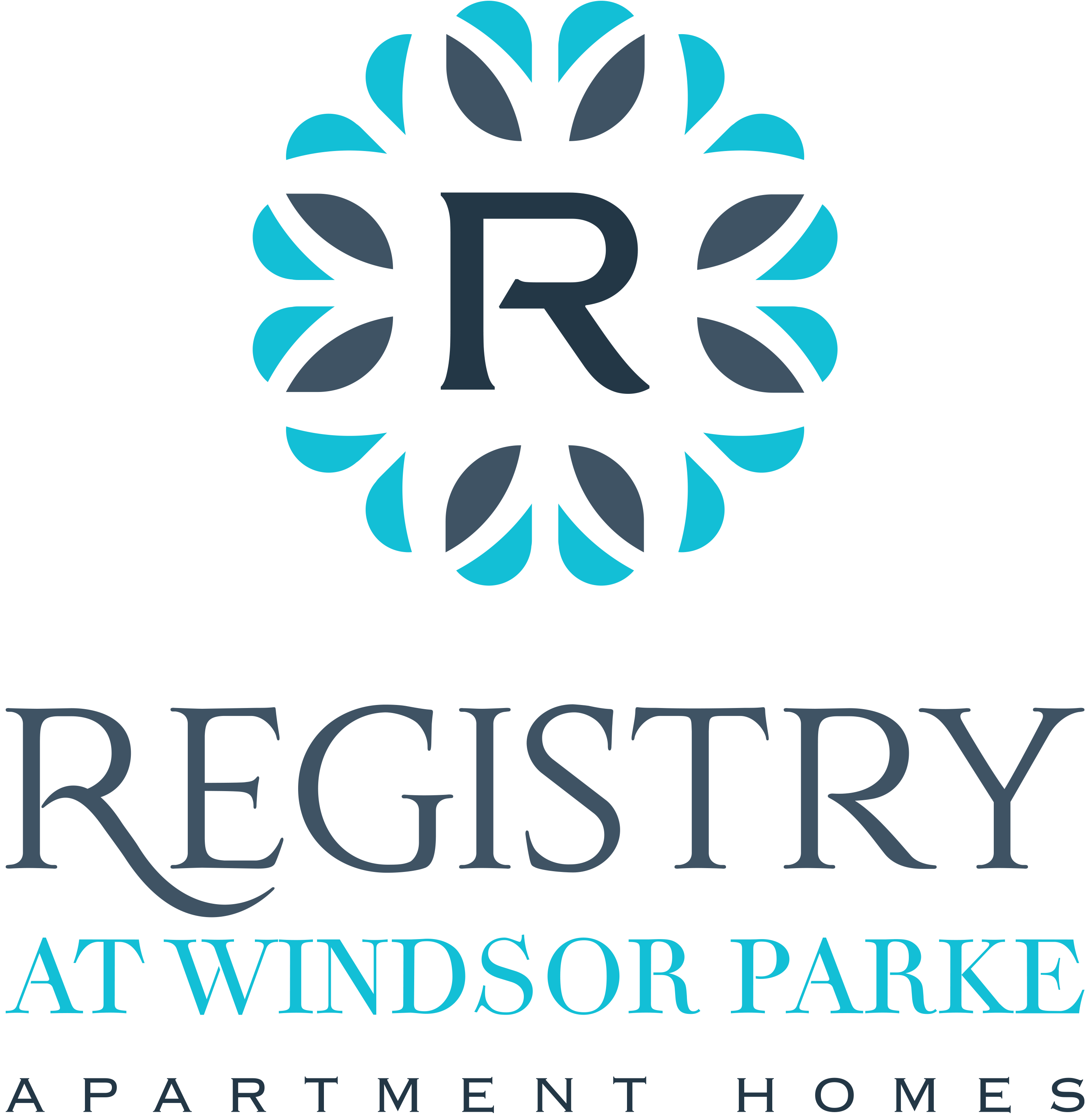 Registry at Windsor Parke Logo